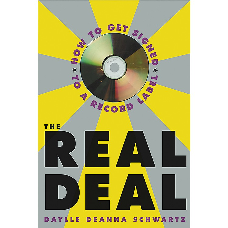 Watson-GuptillThe Real Deal - How to Get Signed to a Record Label Book