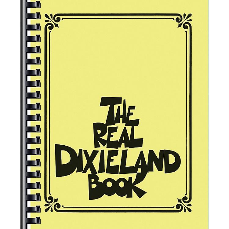 Hal LeonardThe Real Dixieland Book