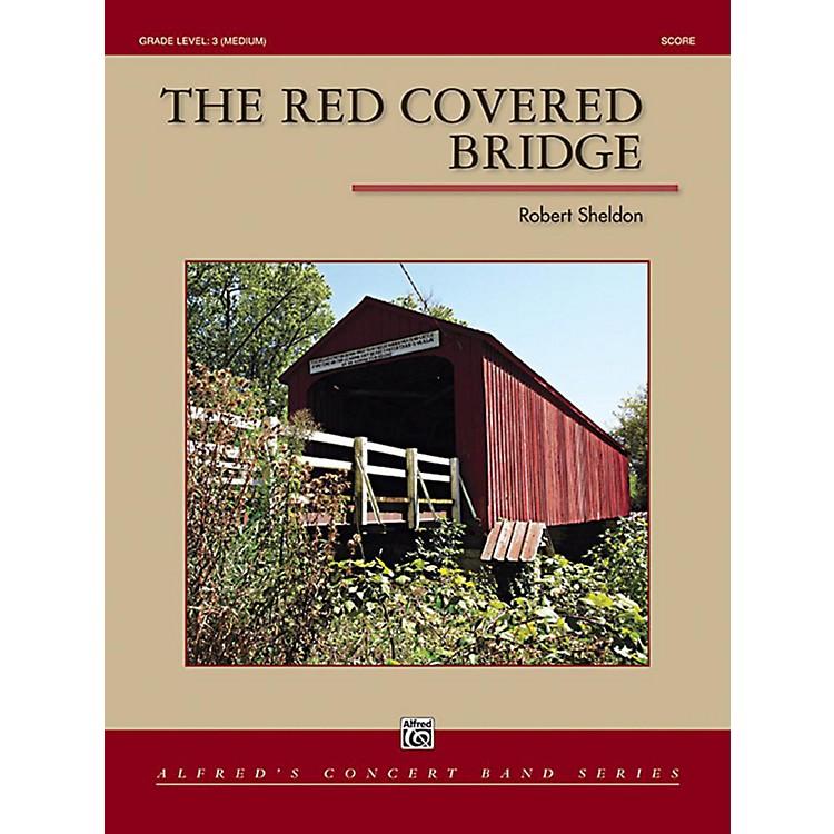 AlfredThe Red Covered Bridge Concert Band Grade 3 Set