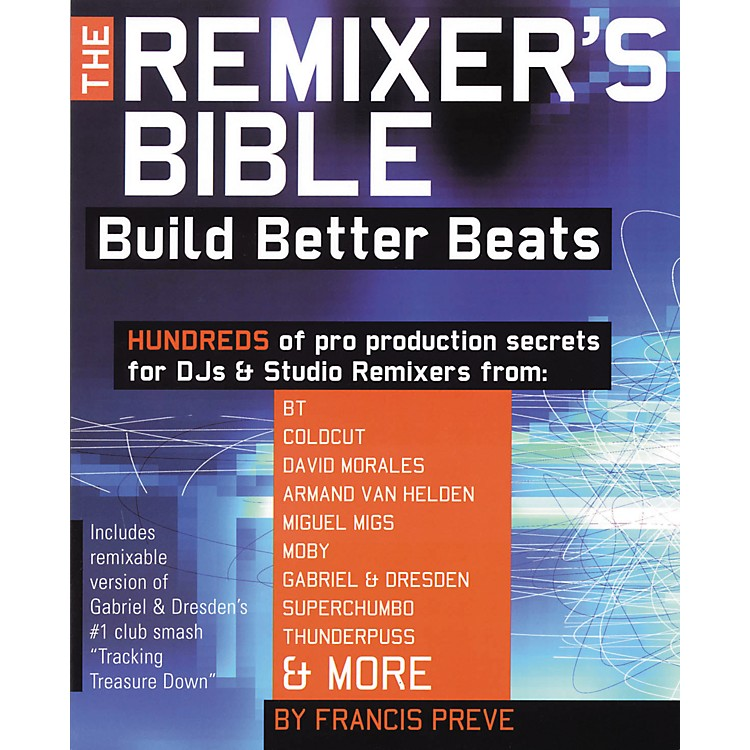 Hal Leonard The Remixer's Bible Book (Book/CD)