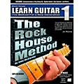 Rock House The Rock House Method - Learn Guitar Book 1 (Book/CD)