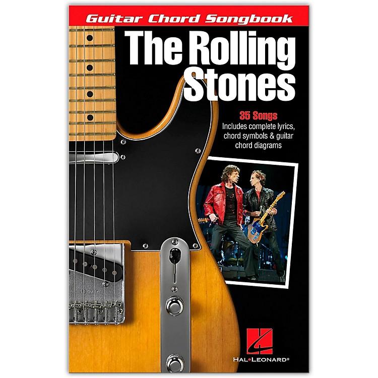 Hal LeonardThe Rolling Stones - Guitar Chord Songbook