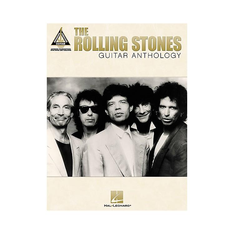 Hal LeonardThe Rolling Stones Guitar Tab Anthology Songbook