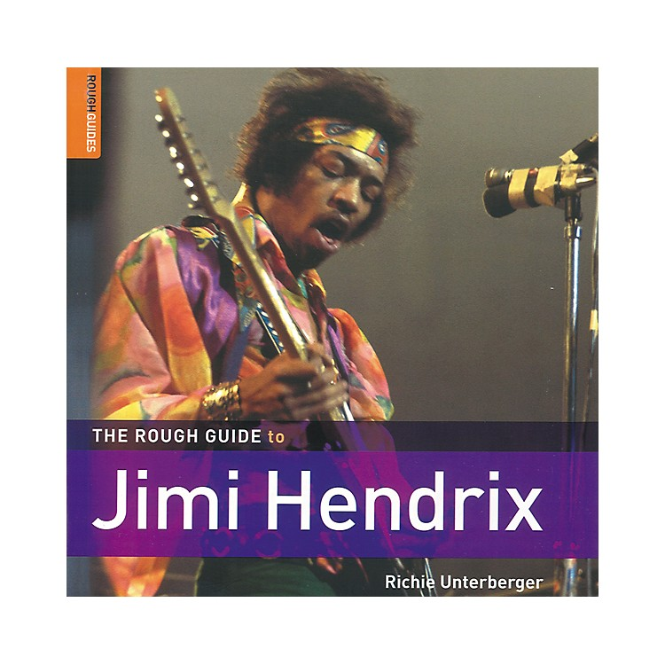 AlfredThe Rough Guide to Jimi Hendrix (Book)