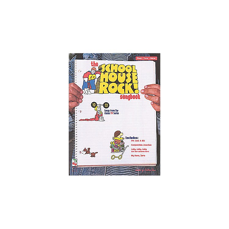 Cherry LaneThe School House Rock Childrens Piano, Vocal, Guitar Songbook
