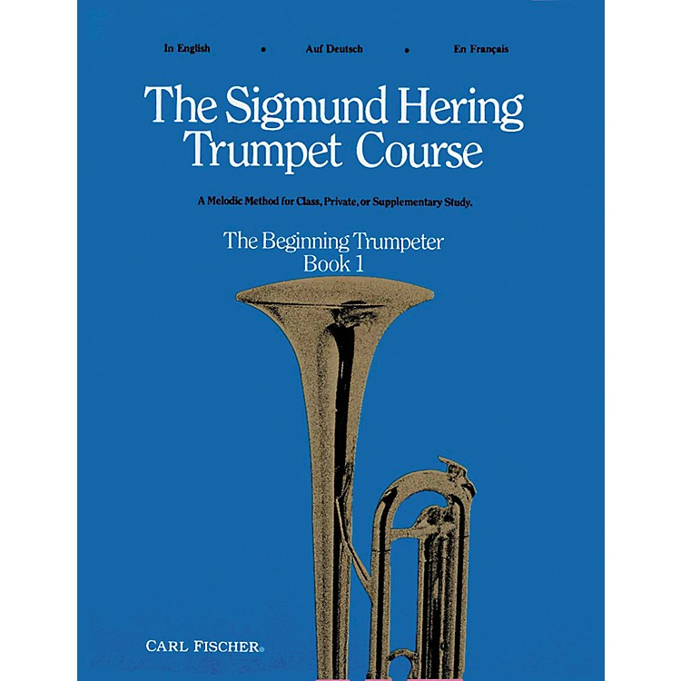 Carl Fischer The Sigmund Hering Trumpet Course Book