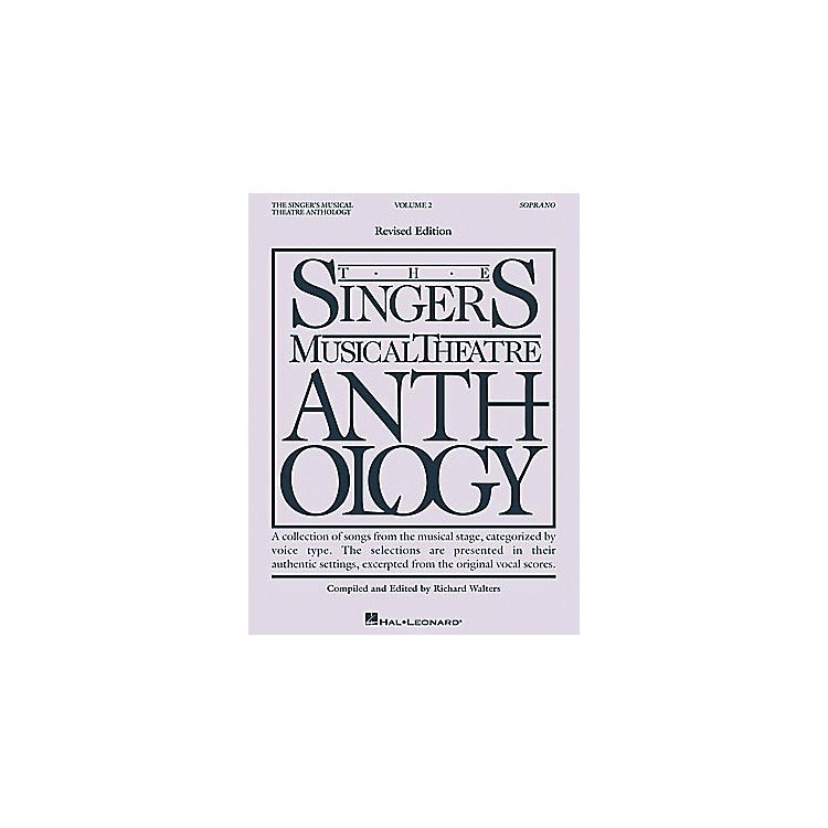 Hal Leonard The Singer's Musical Theatre Anthology - Volume 2
