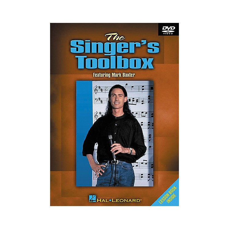 Hal LeonardThe Singer's Toolbox (DVD)