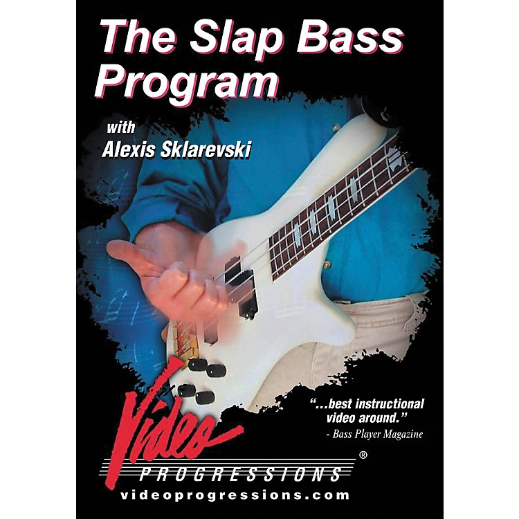 Hudson Music The Slap Bass Program DVD