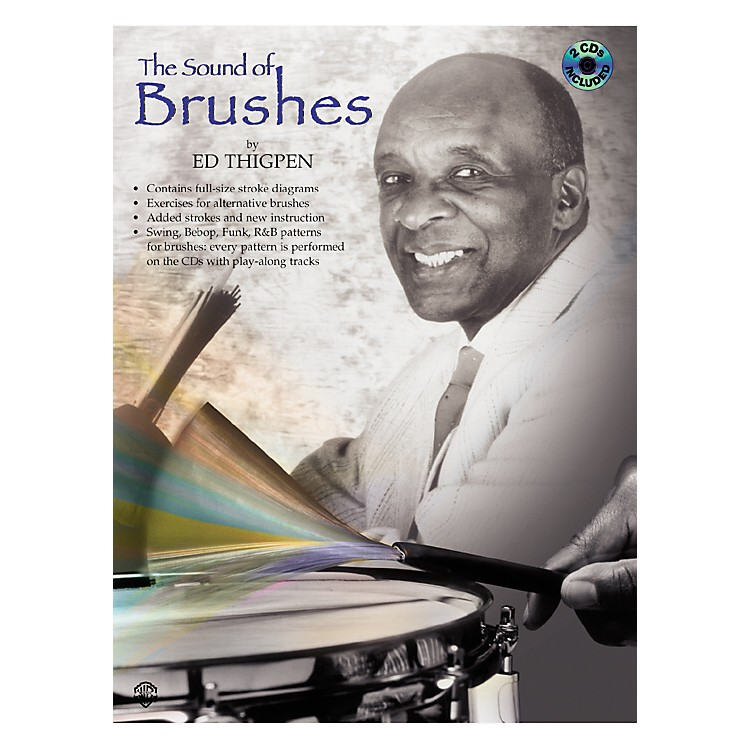 AlfredThe Sound of Brushes (Book/CD)