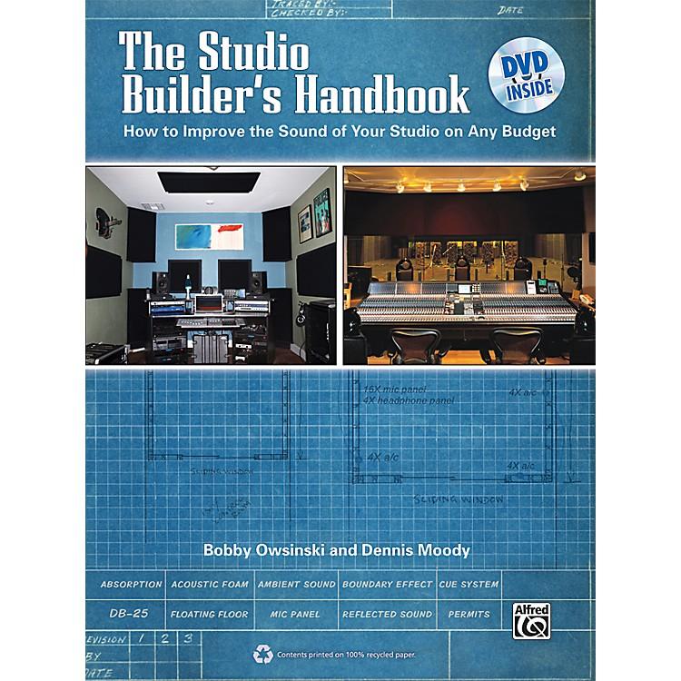 AlfredThe Studio Builder's Handbook with DVD
