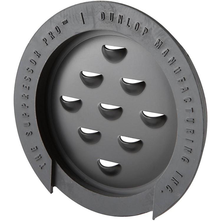 DunlopThe Suppressor Pro Sound Hole Cover 9-HoleBlack