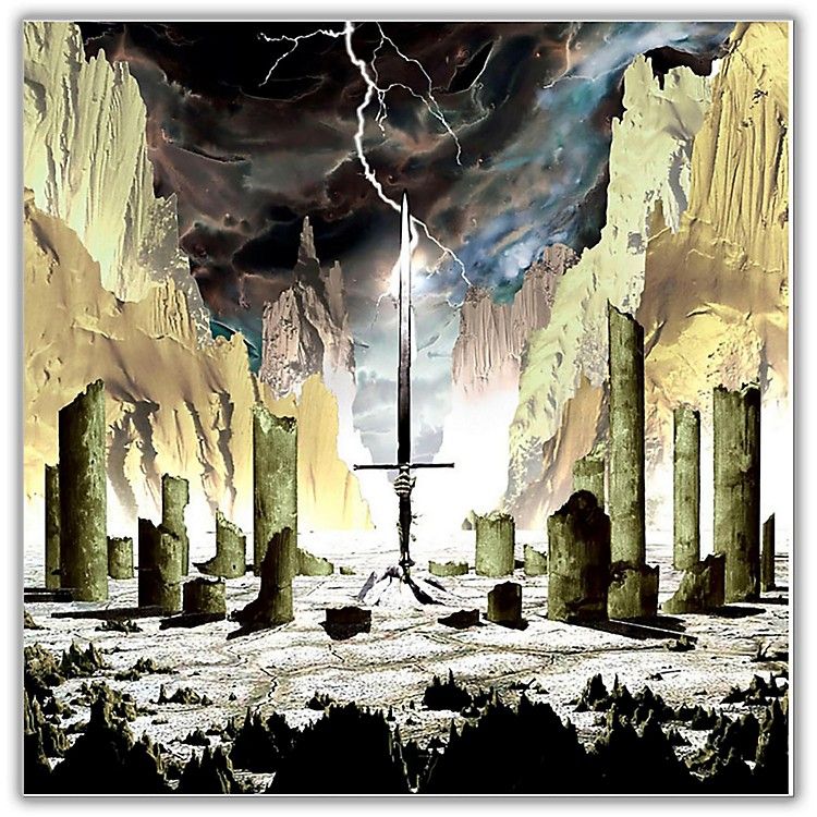 Universal Music GroupThe Sword - Gods Of The Earth