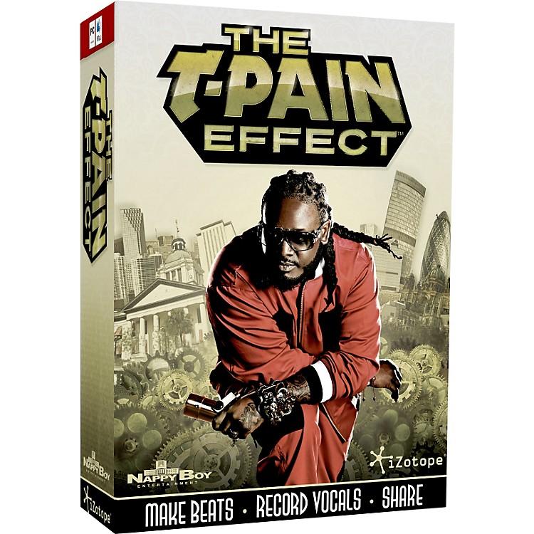 iZotopeThe T-Pain Effect