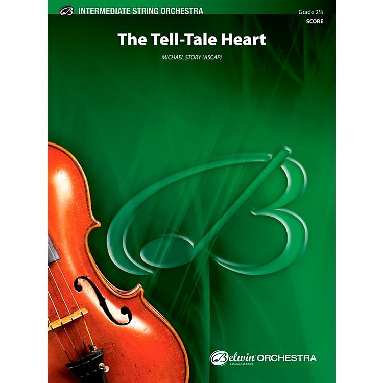 AlfredThe Tell-Tale Heart - String Orchestra Grade 2.5 Set