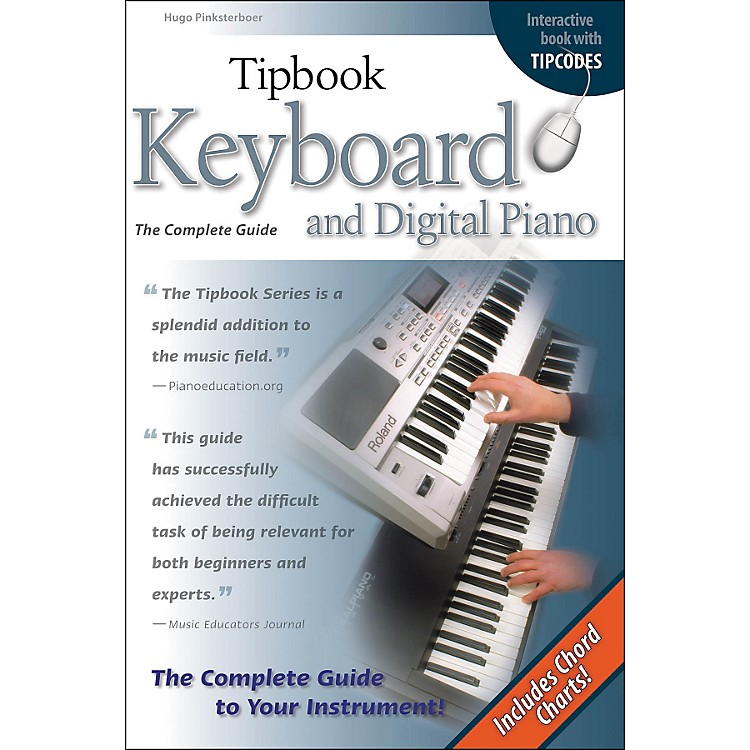 Hal Leonard The Tipbook Series - Keyboard & Digital Piano &nbsp