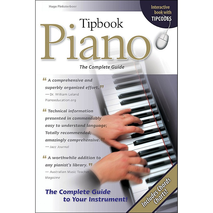 Hal Leonard The Tipbook Series - Piano