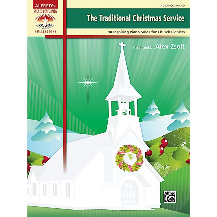 AlfredThe Traditional Christmas Service Book