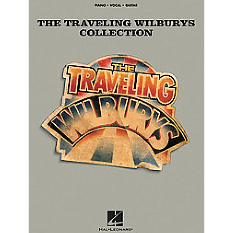 Hal LeonardThe Traveling Wilburys Collection arranged for piano, vocal, and guitar (P/V/G)