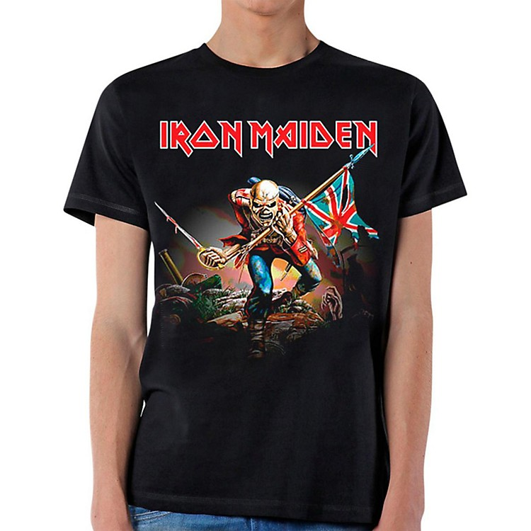 Iron MaidenThe Trooper T-ShirtLarge