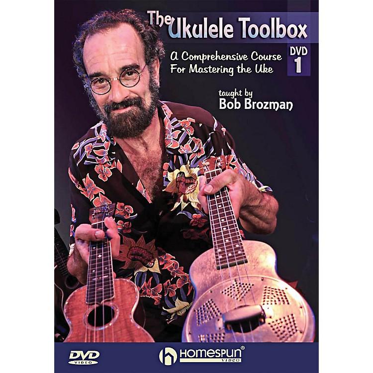 HomespunThe Ukulele Toolbox 2-DVD Set