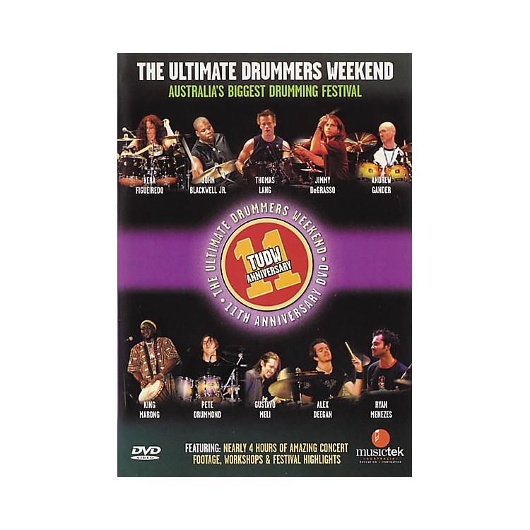 Hudson MusicThe Ultimate Drummers Weekend #11 (DVD)