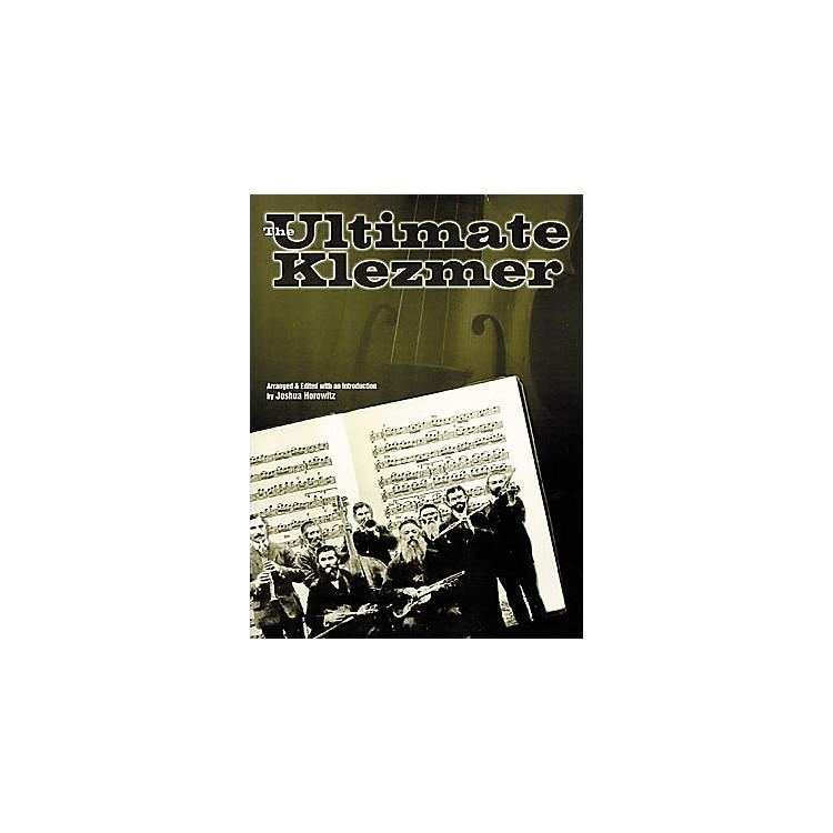Tara PublicationsThe Ultimate Klezmer Book