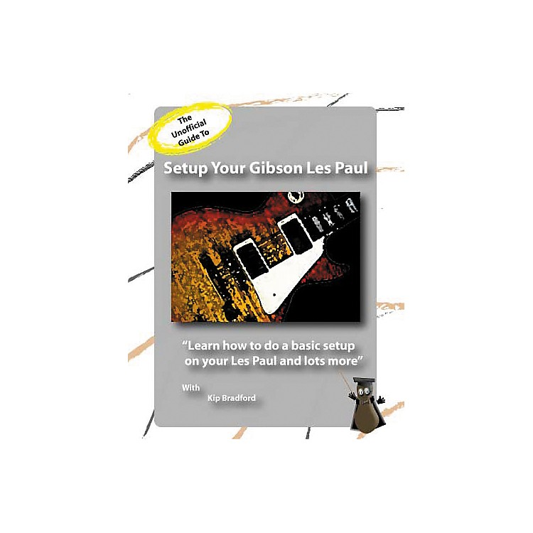 Great Nutshell ProductionsThe Unauthorized Guide to Setup Your Les Paul (DVD)