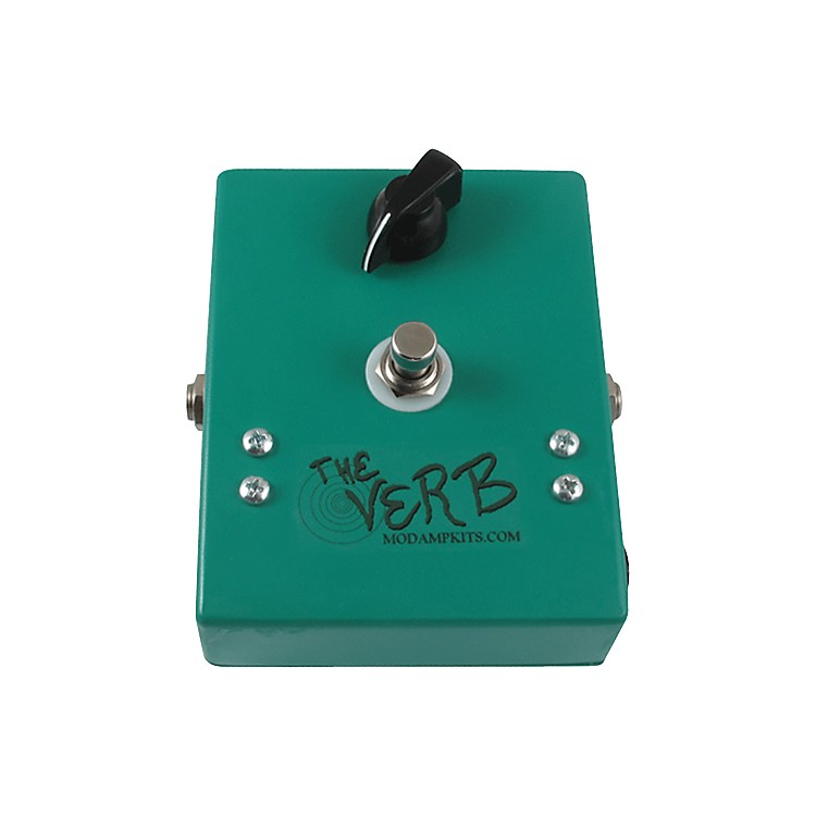 Mod Kits DIY The Verb Digital Reverb Effects Pedal Kit