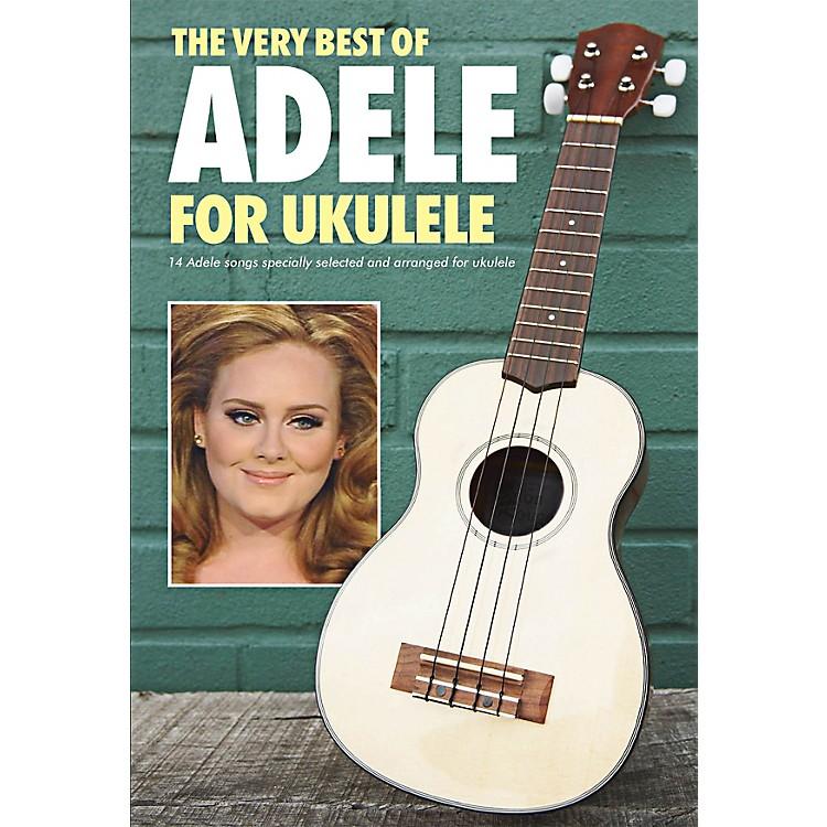 Hal LeonardThe Very Best Of Adele For Ukulele