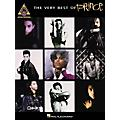 Hal Leonard The Very Best Of Prince Guitar Recorded Version Songbook