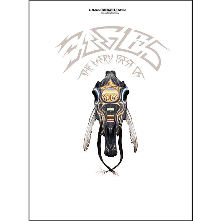 Hal LeonardThe Very Best of Eagles Guitar Tab Songbook