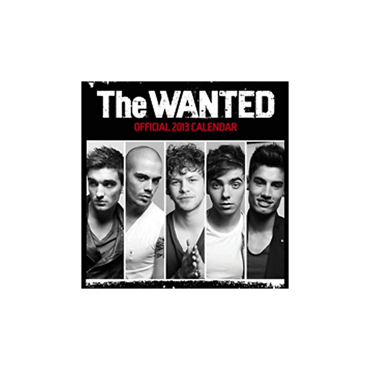 Browntrout PublishingThe Wanted 2013 Square Calendar