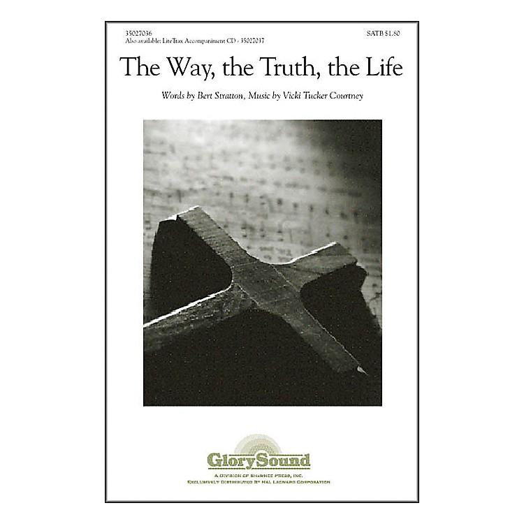 Hal LeonardThe Way The Truth, The Life SATB