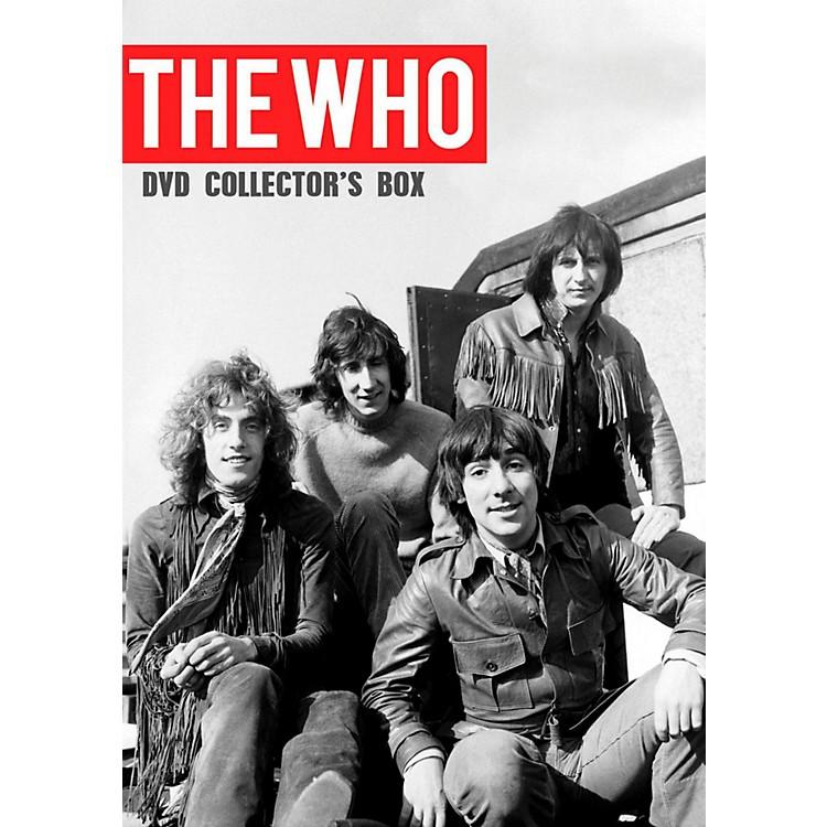 Hal LeonardThe Who - Collector's Box 2 DVD Set