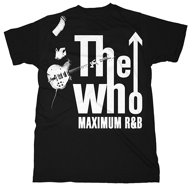FEA Merchandising The Who - Happy Jack T-Shirt