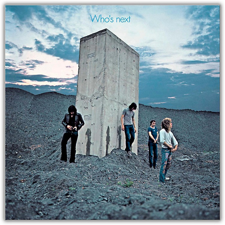 Universal Music GroupThe Who - Who's Next Vinyl LP