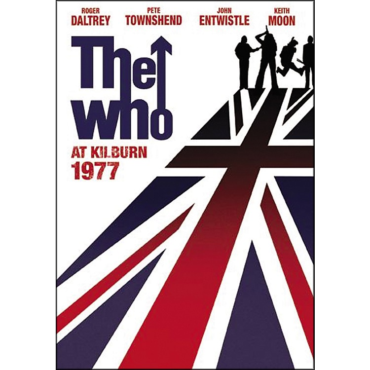 Image Entertainment The Who at Kilburn 1977 (2) DVD Set