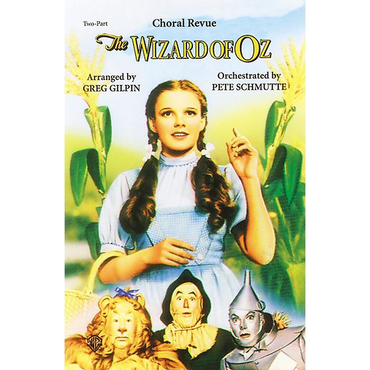 AlfredThe Wizard of Oz Choral Revue 2 Part Choral Octavo