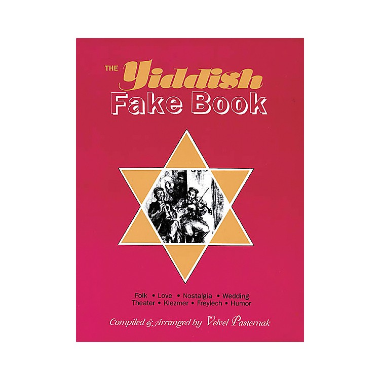 Tara Publications The Yiddish (Fake Book)