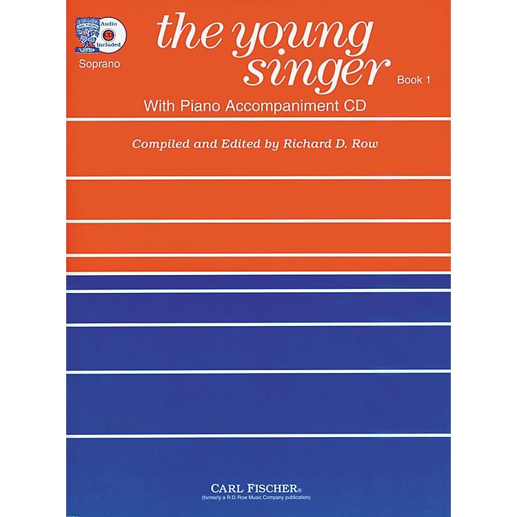 Carl FischerThe Young Singer Book 1, Soprano