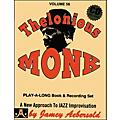 Jamey Aebersold Thelonious Monk Play-Along Book and CD