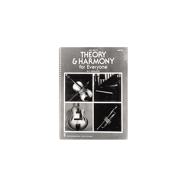 Mel BayTheory & Harmony for Everyone