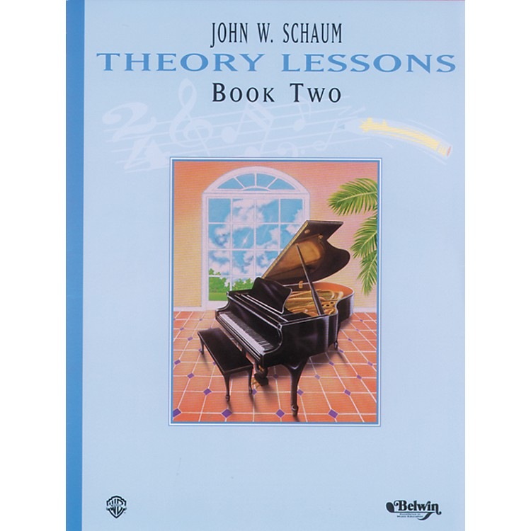 AlfredTheory Lessons Book 2
