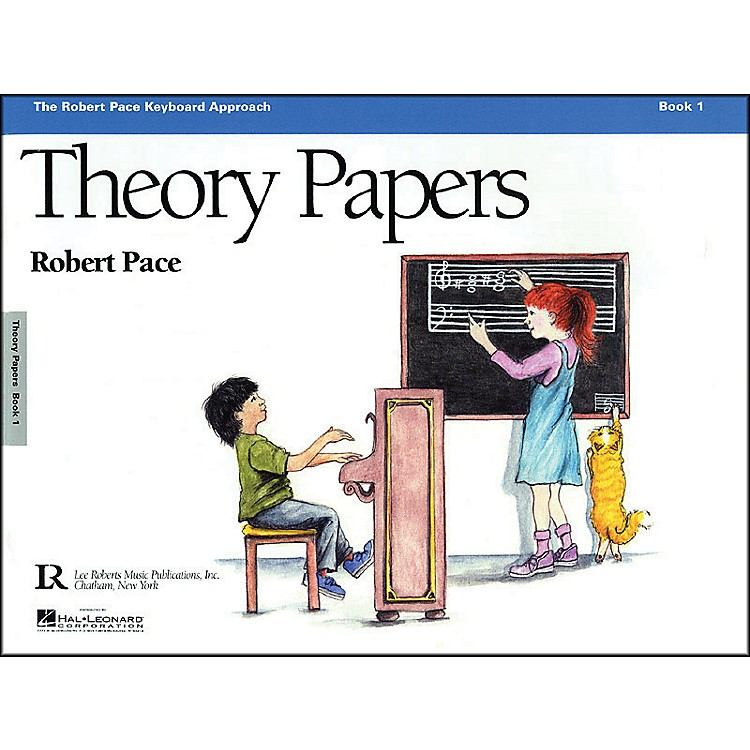 Hal LeonardTheory Papers Book 1 Revised