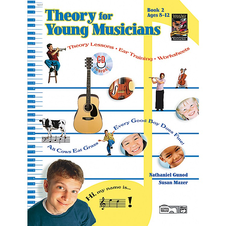 AlfredTheory for Young Musicians Book 2