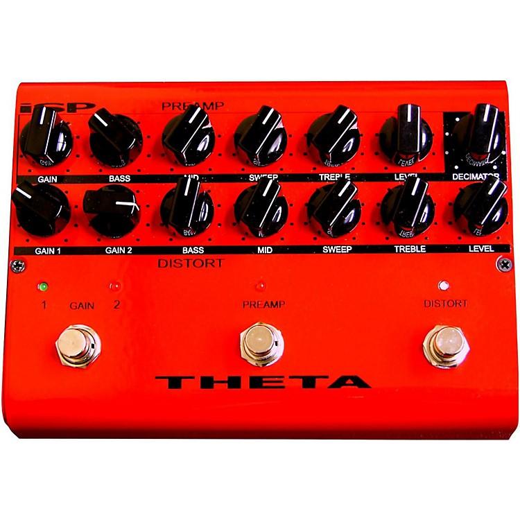 ISP TechnologiesTheta Floor Pre Amp Pedal for Guitar