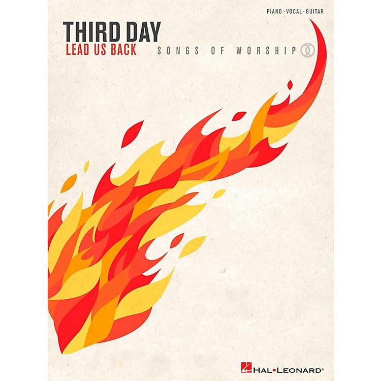 Hal LeonardThird Day - Lead Us Back: Songs Of Worship