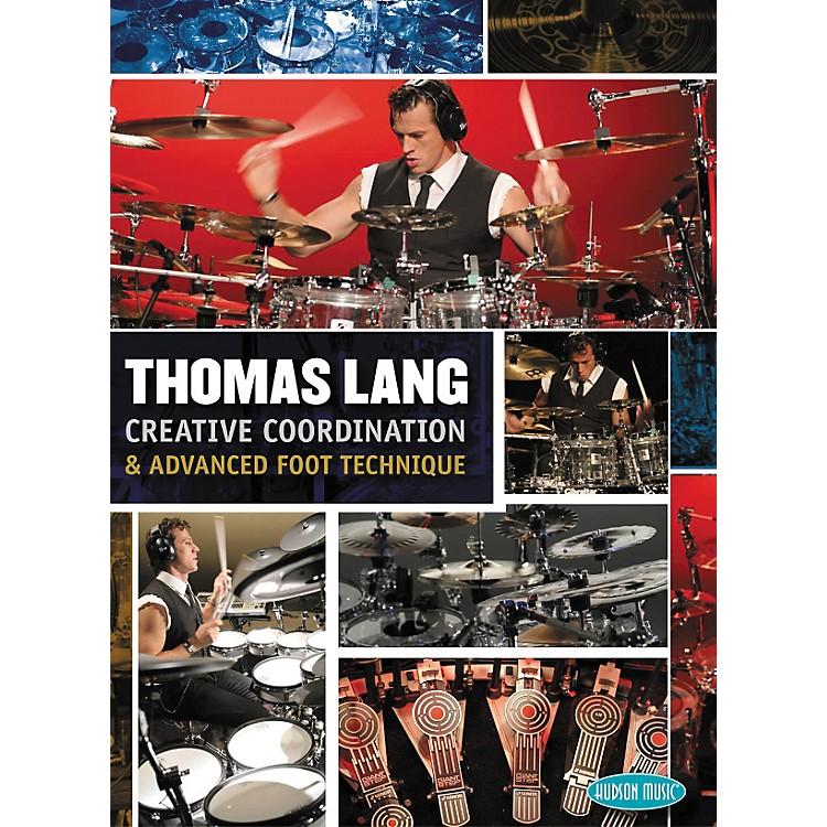 Hudson MusicThomas Lang Creative Coordination And Advanced Foot Technique 3-DVD Set