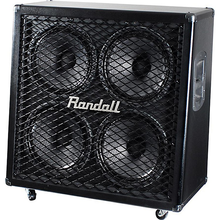 RandallThrasher 412a Oversized 400w 4x12 Angled Cabinet